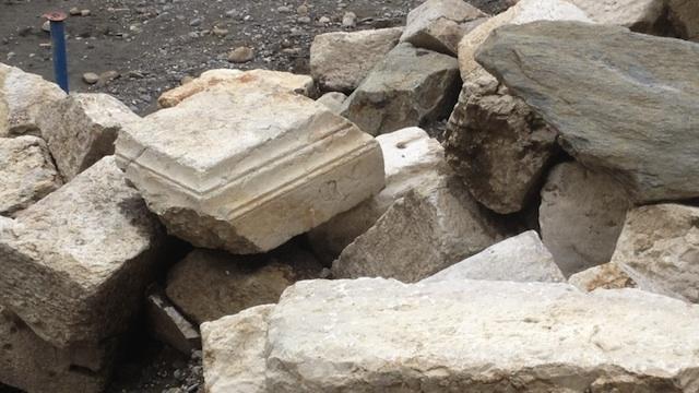 Sous Carouge, la Rome antique